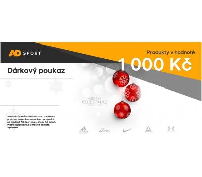 DÁRKOVÝ POUKAZ 1000