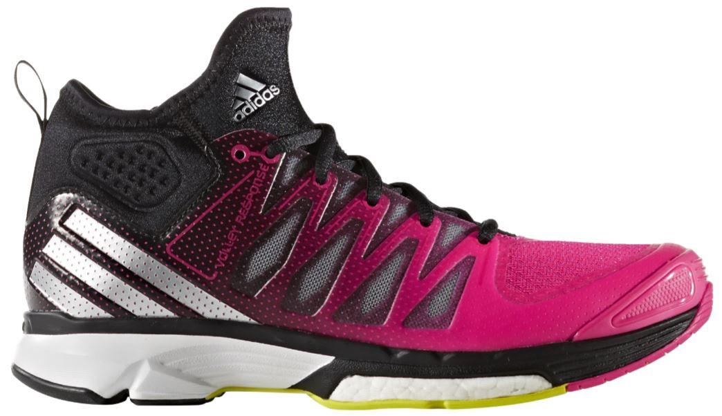 c8cd00a6563 Dámské volejbalové boty adidas VOLLEY RESPONSE BOOST 2 MID W