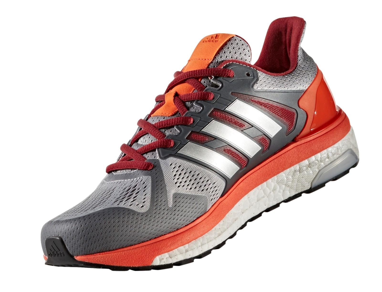 Pánské běžecké boty adidas SUPERNOVA ST šedé  4cc0074597