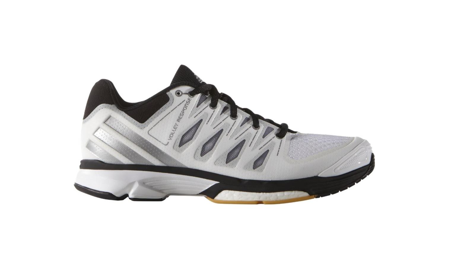 Dámské volejbalové boty adidas VOLLEY RESPONSE 2 BOOST W bílé  718c72b28d9
