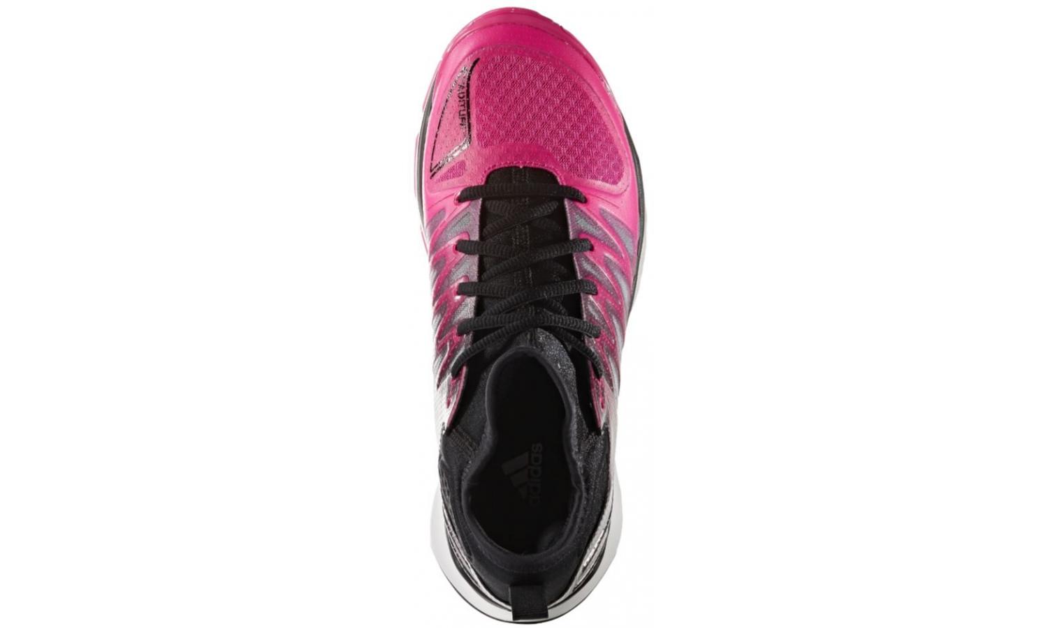 Dámské volejbalové boty adidas VOLLEY RESPONSE BOOST 2 MID W  7894ed61d6a