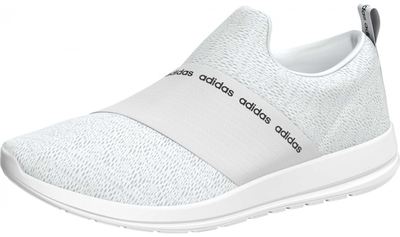 e06799397 Dámské tenisky adidas REFINE ADAPT bílé   AD Sport.cz