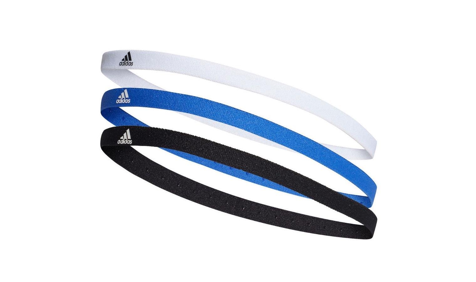 Dámská čelenka adidas 3PP HAIRBAND barevné  ed626a25c5