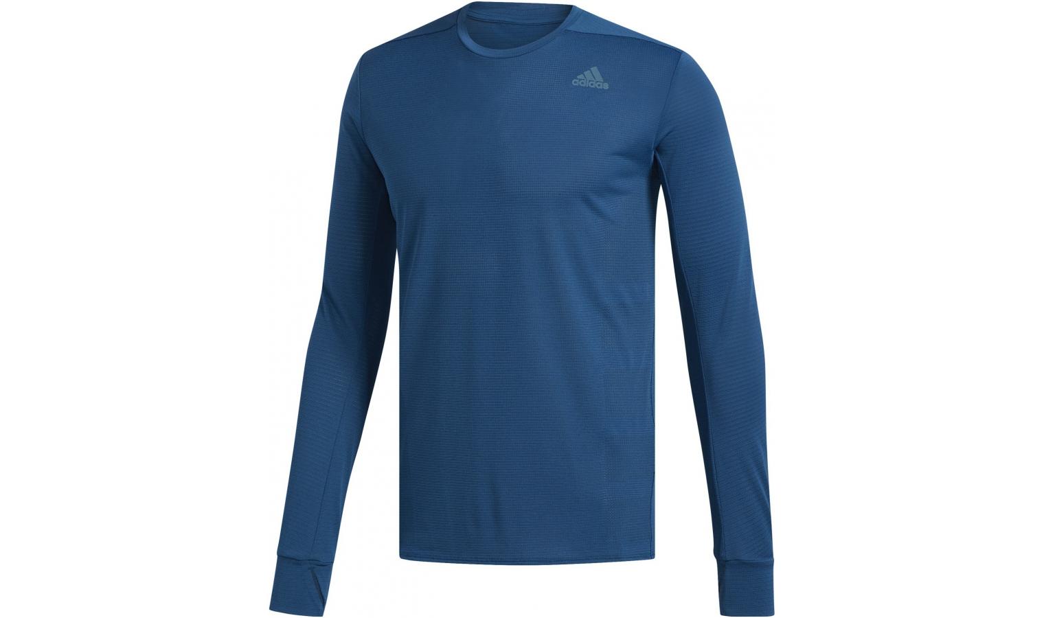 ba6733a83d Pánské funkční tričko adidas PRISM LS TEE modré