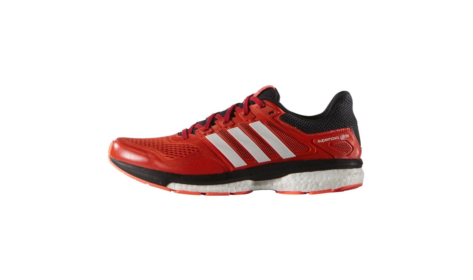7fe7a23d5d4 Pánské běžecké boty adidas SUPERNOVA GLIDE 8 M červené