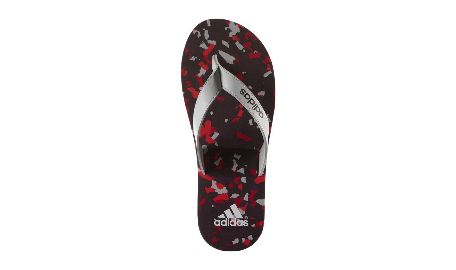 Pánské žabky adidas EEZAY MARBLED M šedé  188af51f0e9