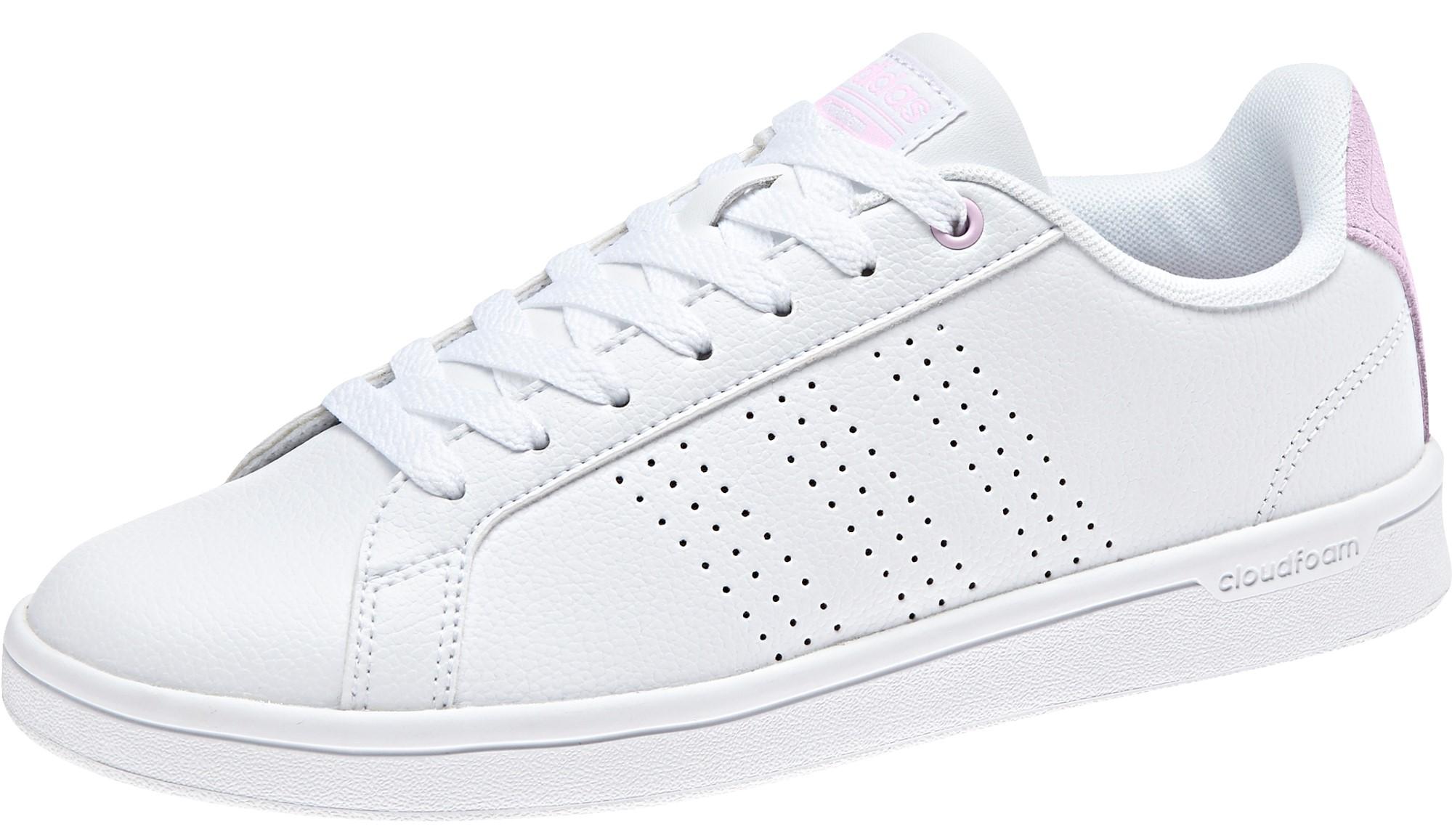 Dámské tenisky adidas CLOUDFOAM ADVANTAGE CL W bílé  1ad29ba6ef7