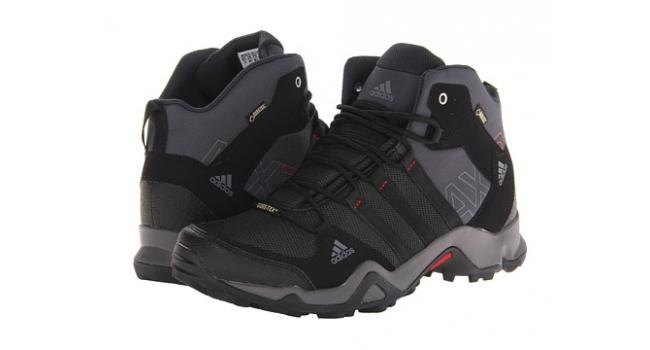 Pánské boty adidas AX2 MID GTX černé  ef27f2e0db9