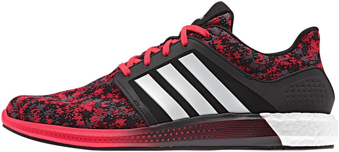 Pánské běžecké boty adidas SOLAR RNR M červené  5059de06df