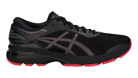 47dbd268da2 Pánské běžecké boty Asics GEL-KAYANO 25 LITE-SHOW černé