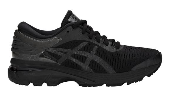 1361b93b58010 Dámské běžecké boty Asics GEL-KAYANO 25 W černé | AD Sport.cz