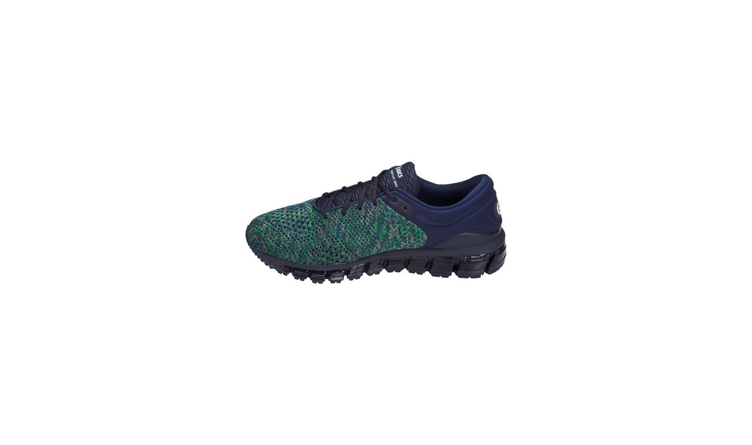 31b8e7556196e Pánské běžecké boty Asics GEL-QUANTUM 360 KNIT 2 zelené | AD Sport.cz