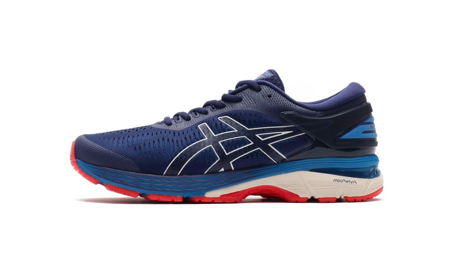 28839b47acb Pánské běžecké boty Asics GEL-KAYANO 25 modré