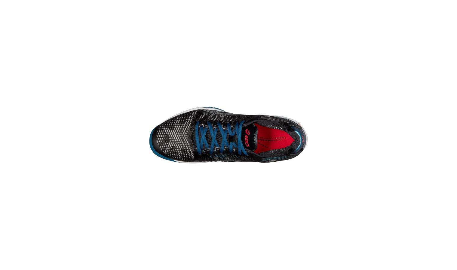 Pánské tenisové boty Asics GEL-SOLUTION SPEED 2 CLAY černé  b3878ab297