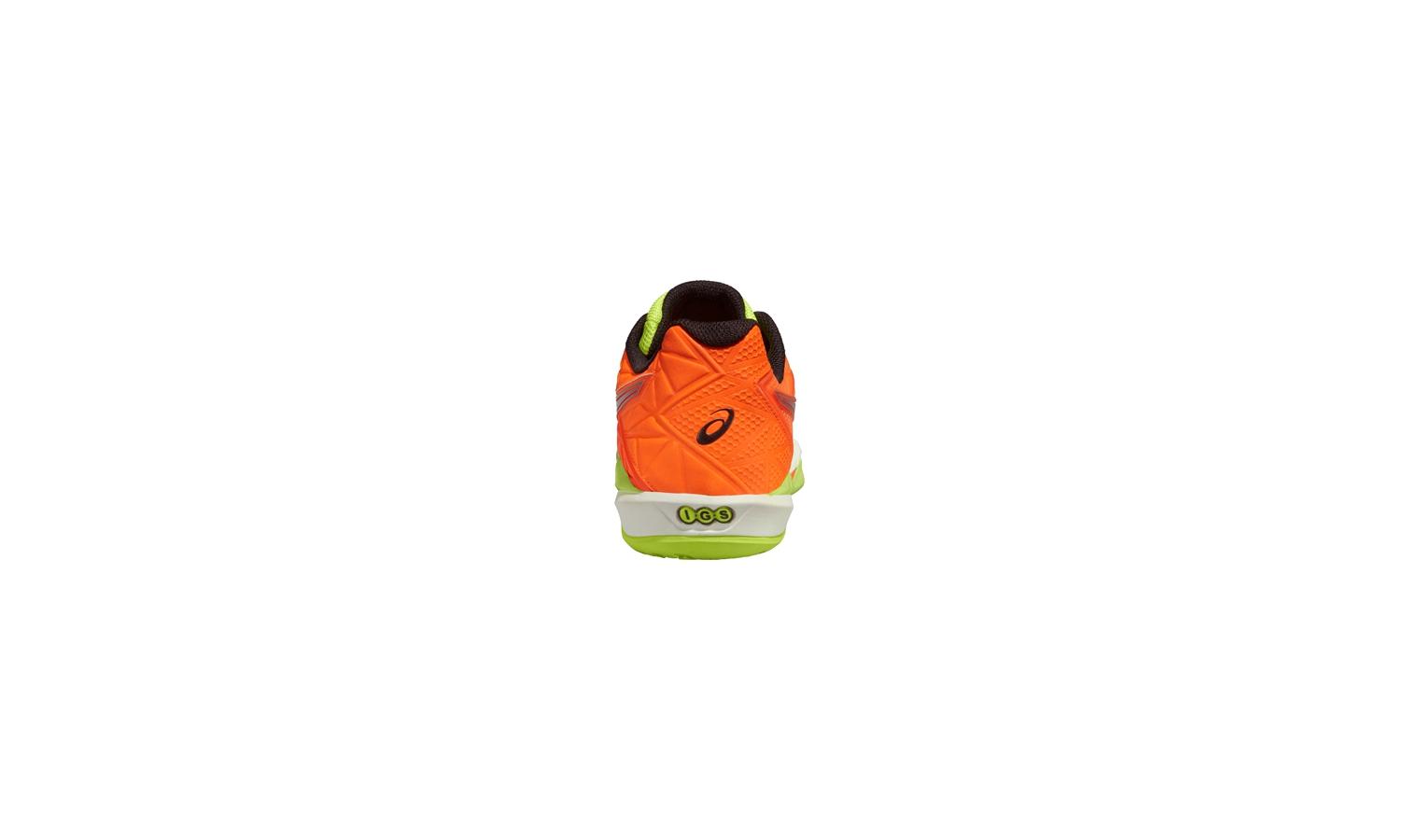 9d9a185ec1a Pánské sálové boty Asics GEL-FIREBLAST 2 oranžové