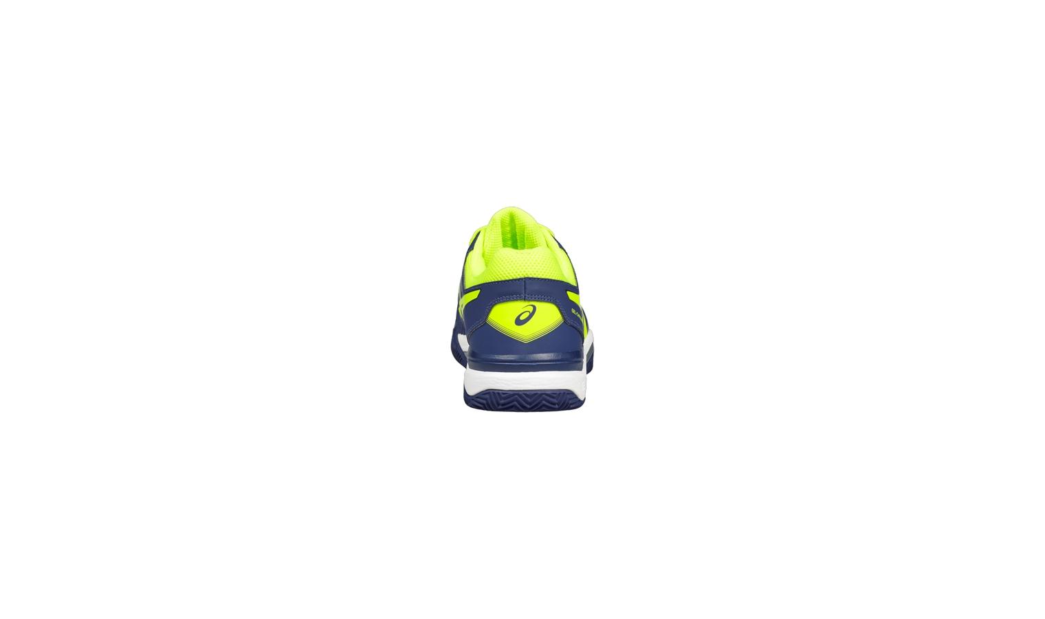 f6e54a2809b Pánské tenisové boty Asics GEL-CHALLENGER 11 CLAY modré