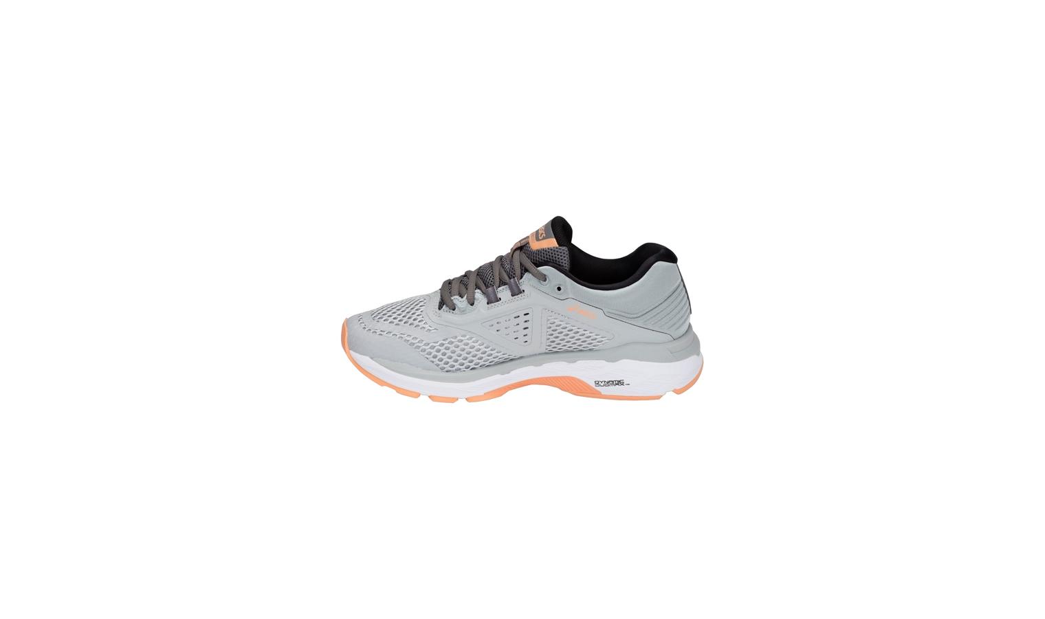 9c072aa2e57 Dámské běžecké boty Asics GT-2000 6 W šedé