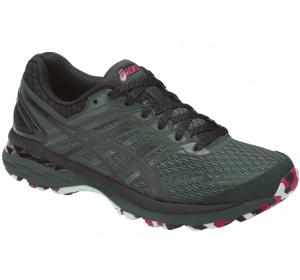 Dámské běžecké boty Asics GT-2000 5 TRAIL PLASMAGUARD W zelené  a9c986e042
