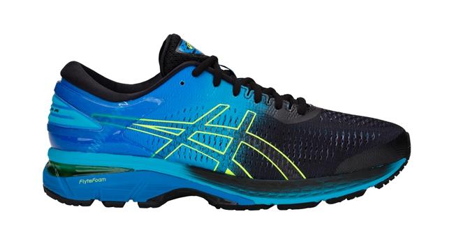 Pánské běžecké boty Asics GEL-KAYANO 25 SP modré  222e09df6de