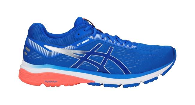 83d3ff35d53 Pánské běžecké boty Asics GT-1000 7 modré