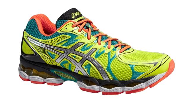 Pánské běžecké boty Asics GEL-NIMBUS 16 žluté  01732564cb5