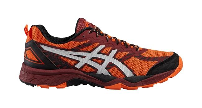 4e0924a612e Pánské trailové boty Asics GEL-FUJITRABUCO 5 oranžové