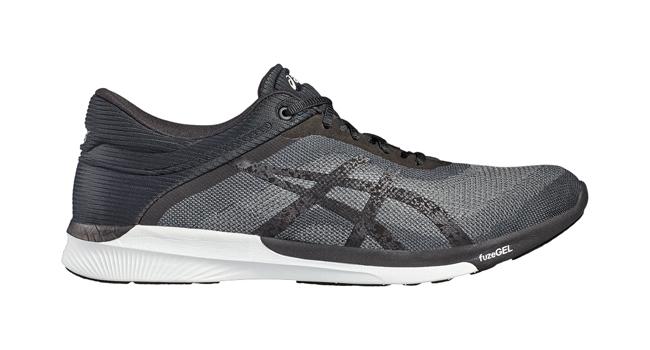 Pánské běžecké boty Asics FUZEX RUSH černé  756e3b0d07