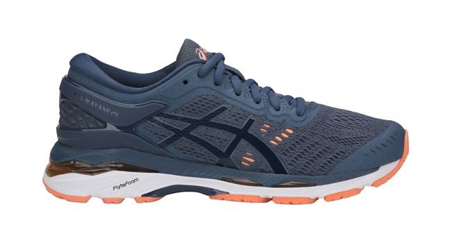 5b96b79b8f6 Dámské běžecké boty Asics GEL-KAYANO 24 W modré