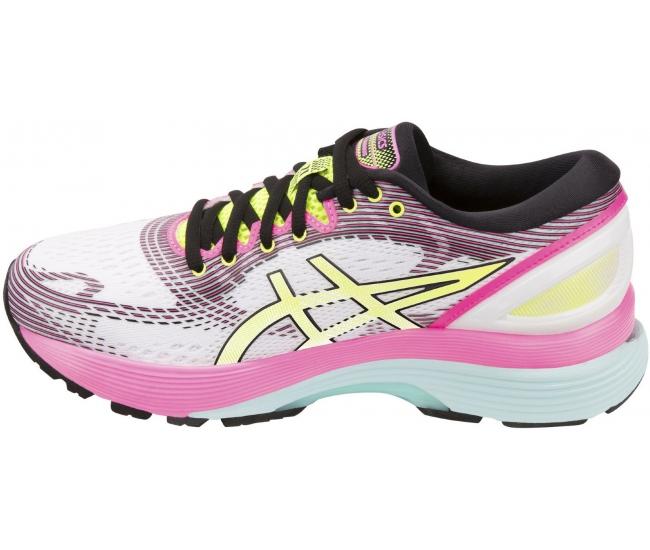Dámské běžecké boty Asics GEL NIMBUS 21 SP W růžové
