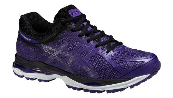 Dámské běžecké boty Asics GEL-CUMULUS 17 LITE-SHOW fialové černé ... 98d0e23fd0