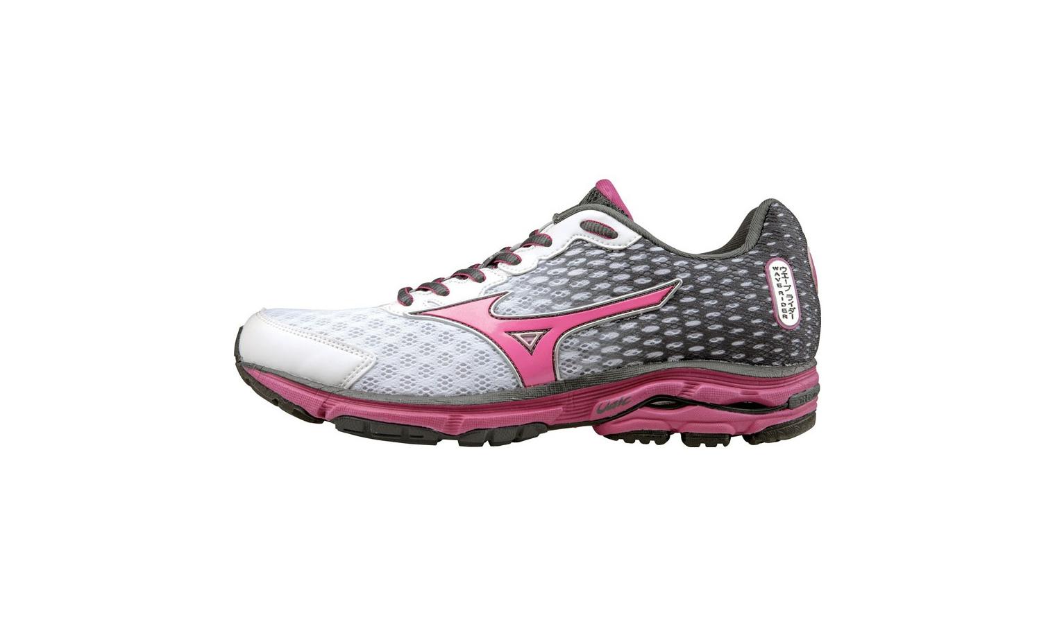 ... Dámské běžecké boty Mizuno WAVE RIDER 18 šedé   růžové. 0 Kč d95ff87a28