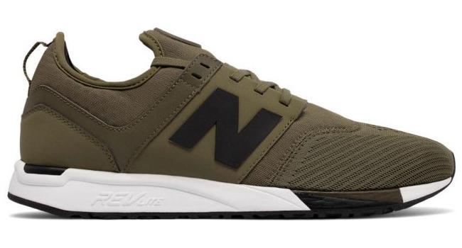 aff7a9db959 Pánské tenisky New Balance MRL247OL zelené