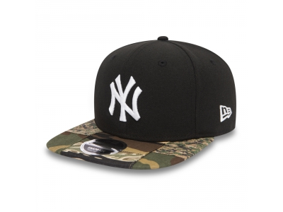 9FIFTY PATCHWORK CAMO SNAPBACK NEW YORK YANKEES
