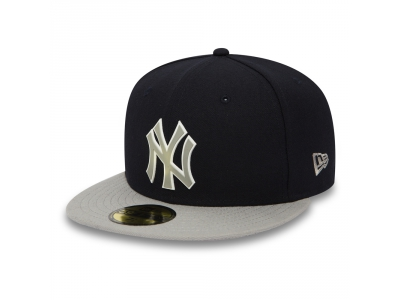 59FIFTY TEAM RUBBER LOGO NEW YORK YANKEES