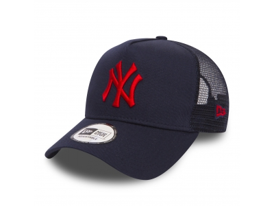 9FORTY AFRAME LEAGUE ESSENTIAL TRUCKER NEW YORK YANKEES