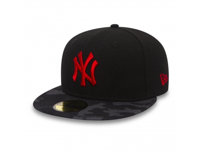 59FIFTY CONTRAST CAMO FITTED NEW YORK YANKEES