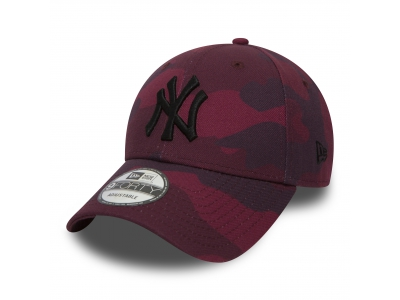 9FORTY MLB CAMO COLOR NEW YORK YANKEES