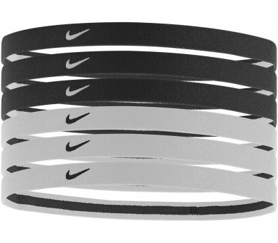 Nike SWOOSH SPORT HEADBANDS 6PK 2.0