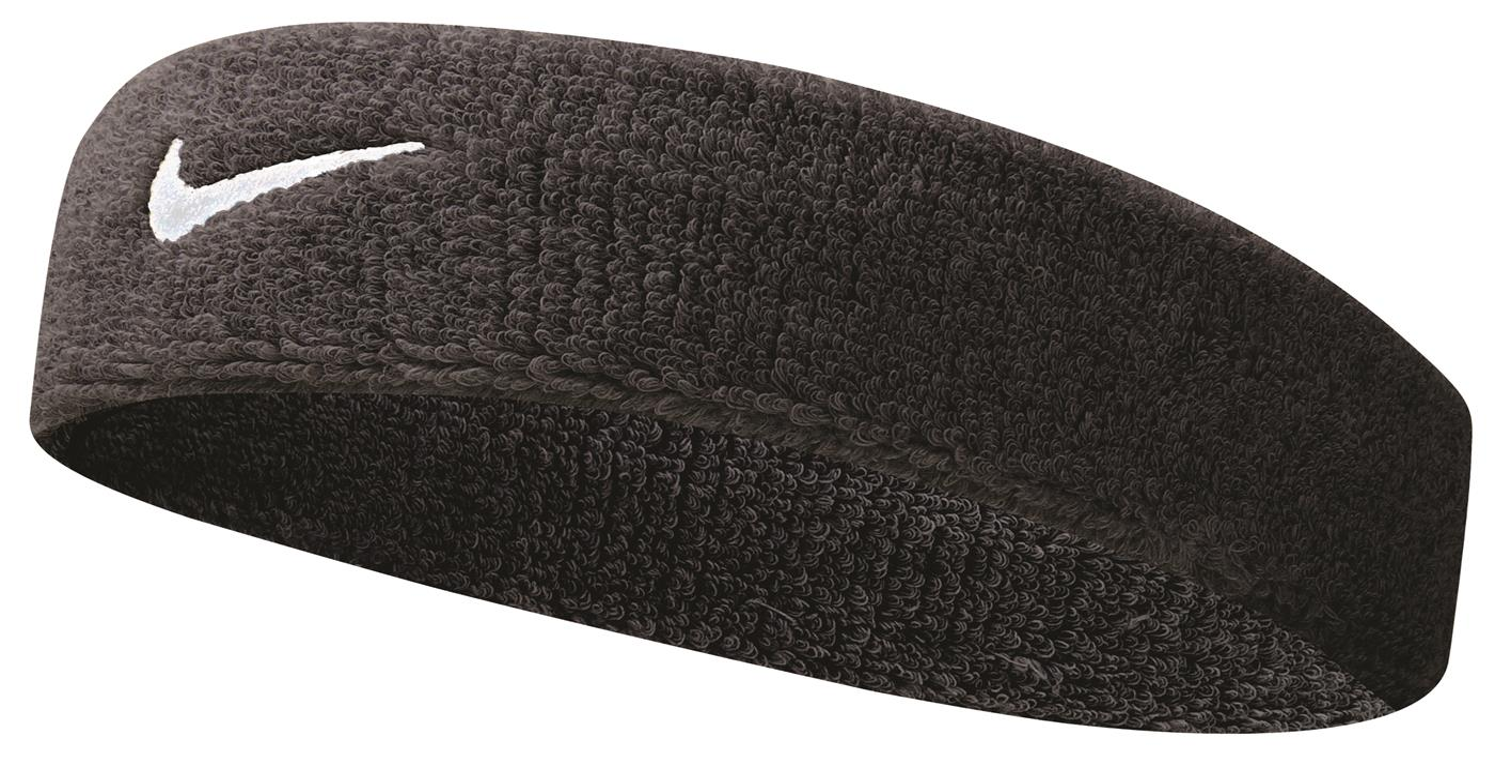 Čelenka Nike SWOOSH HEADBAND černá. 170 Kčvč. d82915bda4