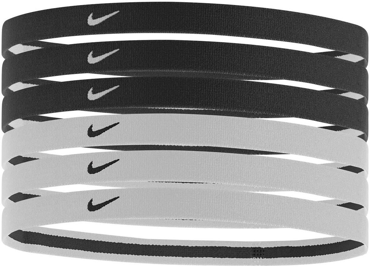 60fd6e20544 Čelenka Nike SWOOSH SPORT HEADBANDS 6PK 2.0 černá
