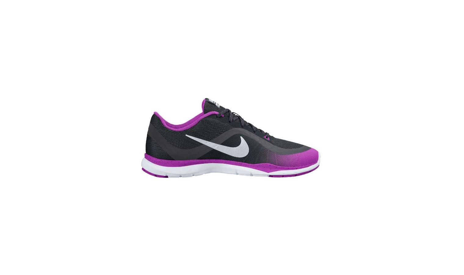 Dámská Fitness obuv Nike FLEX TRAINER 6 PRINT černá  bd03d6d3f6