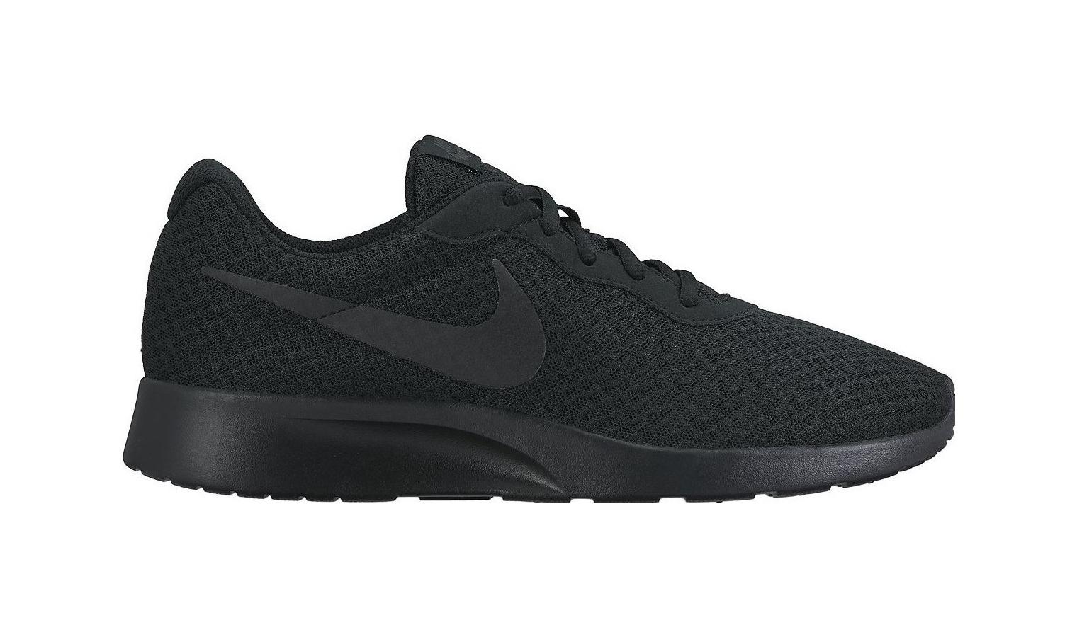 Pánské boty Nike TANJUN černé  941fa164d8