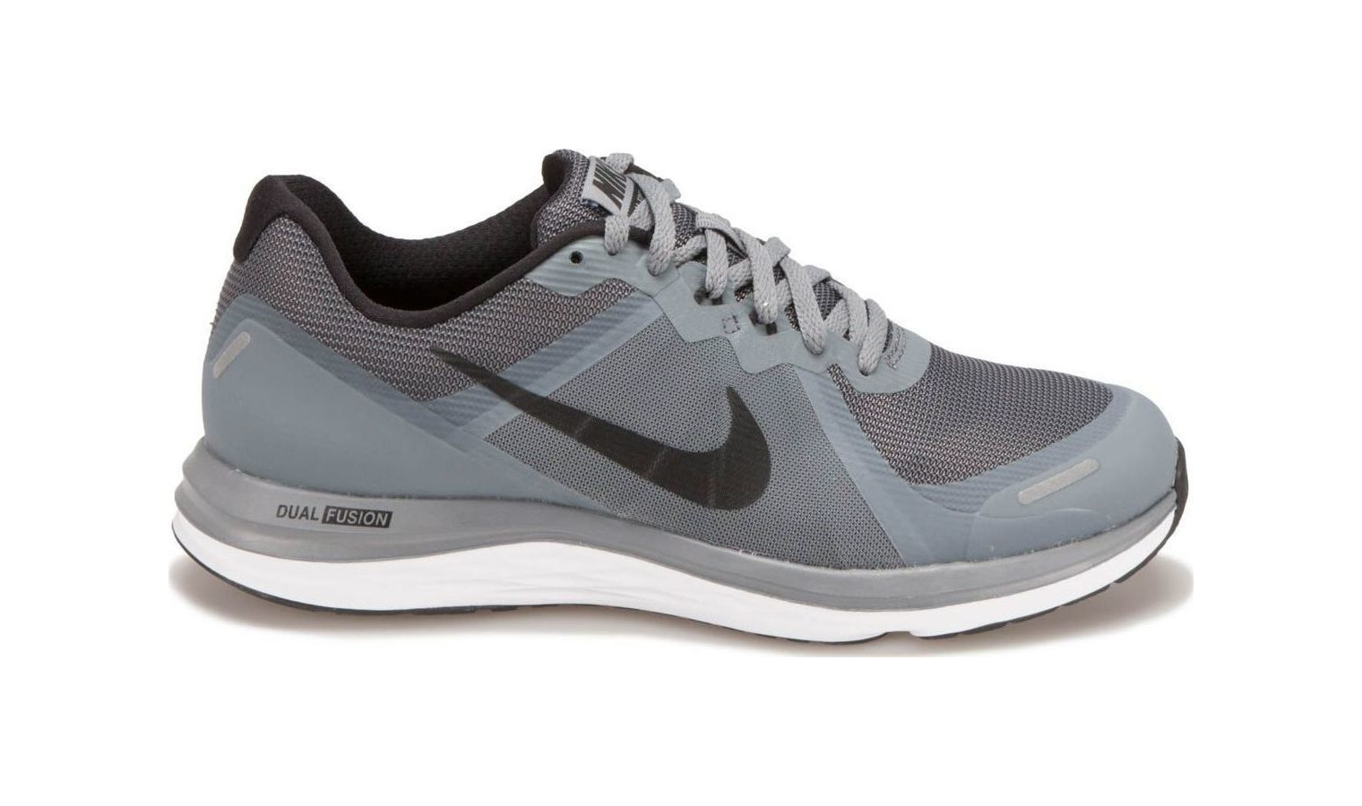 4d71c49dc1f Pánské běžecké boty Nike DUAL FUSION X 2 šedé