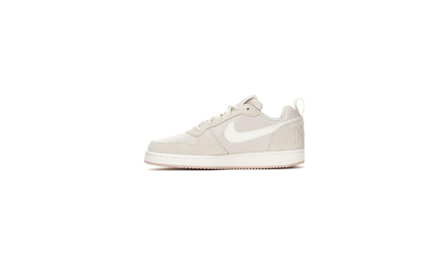 ... Dámské tenisky Nike COURT BOROUGH LOW PREMIUM W béžové. Sleva a1b78adab99
