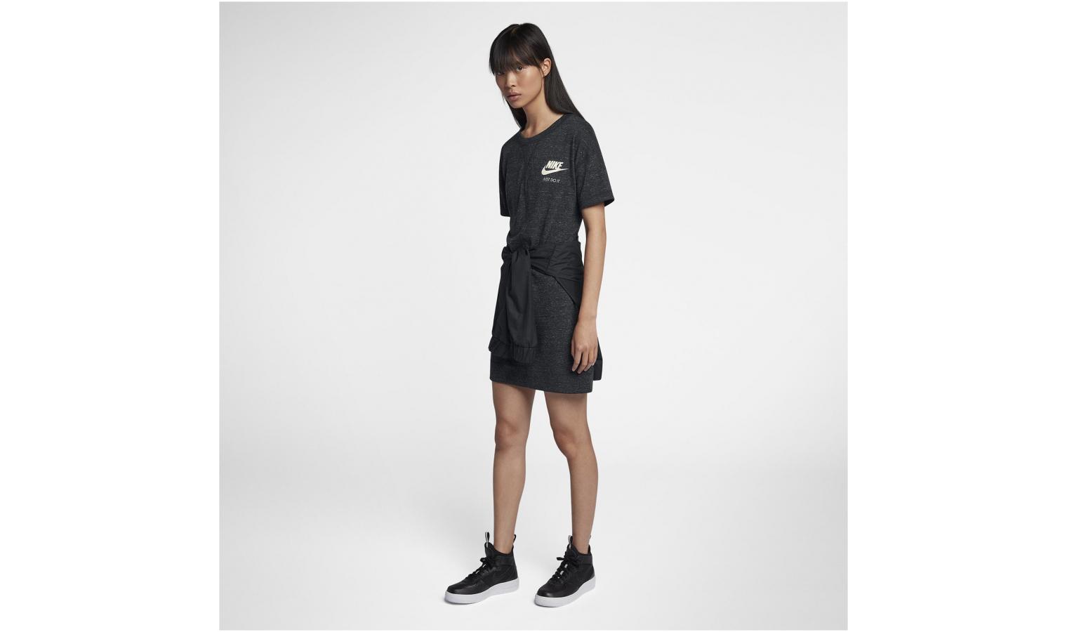 bd05535c7530 Dámské šaty Nike W NSW GYM VNTG DRESS W