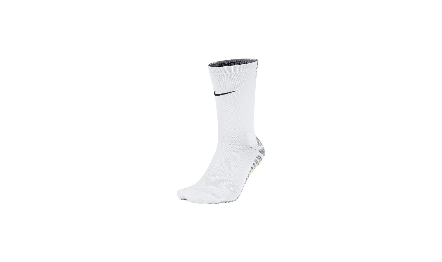 3b0d4958e8c44 Ponožky Nike GRIP STRIKE LIGHT CREW bílé | AD Sport.cz