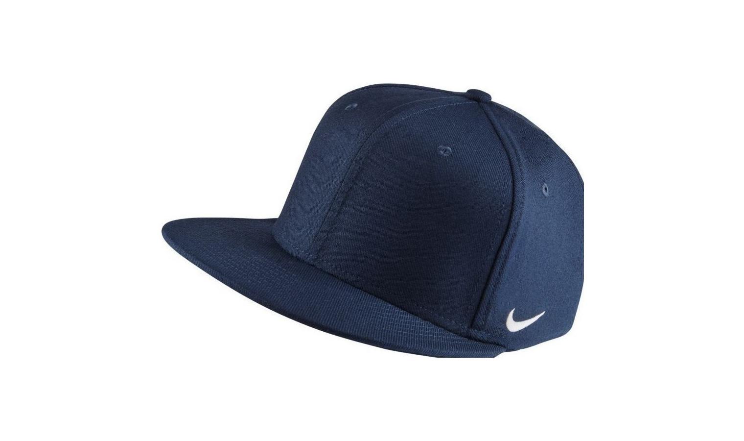 Pánská kšiltovka Nike TRUE SWOOSH FLEX CAP modrá  9042a43f99