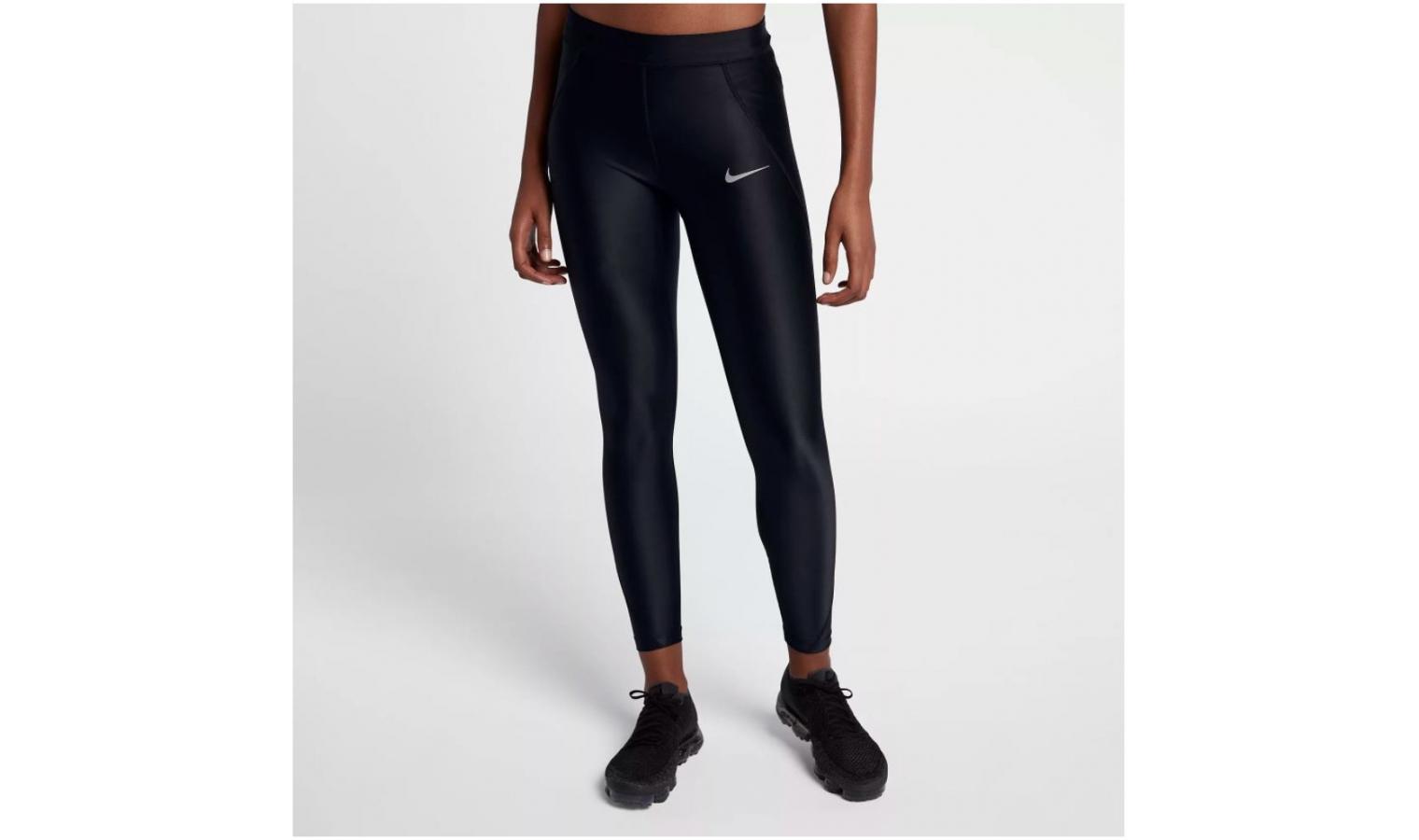 84a7bdf967e2 Dámské kompresní legíny Nike NK SPEED TGHT 7 8 W černé
