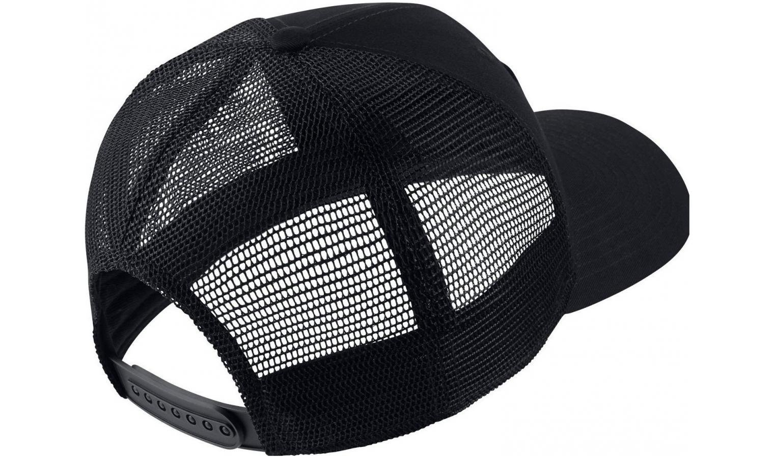Kšiltovka Nike U NSW CLC99 CAP TRUCKER černá  c333a40771