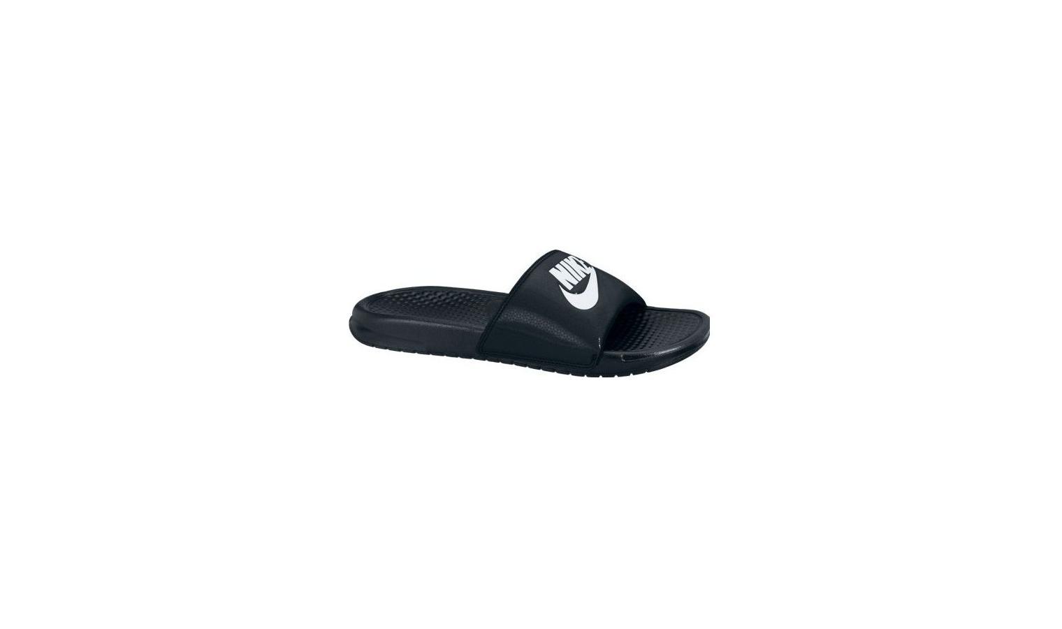 Pánské pantofle Nike BENASSI JDI černé  636da74160